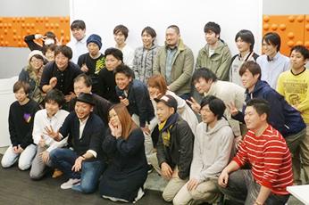 必勝本ライター「嵐さん・つる子さん」による特別講義