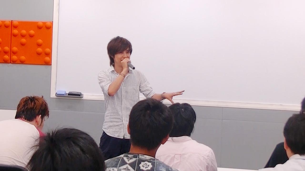 必勝本ライター「梅屋シン」さんによる特別講義