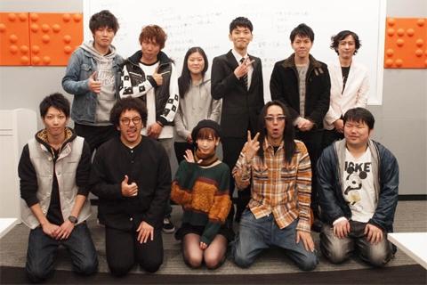 G&E渋谷校で「パチドルクエスト」の番組収録を行いました
