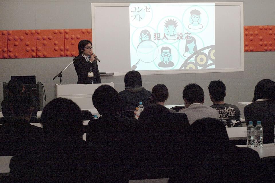 最新コラム記事【生徒プレゼン発表会】を追加しました。